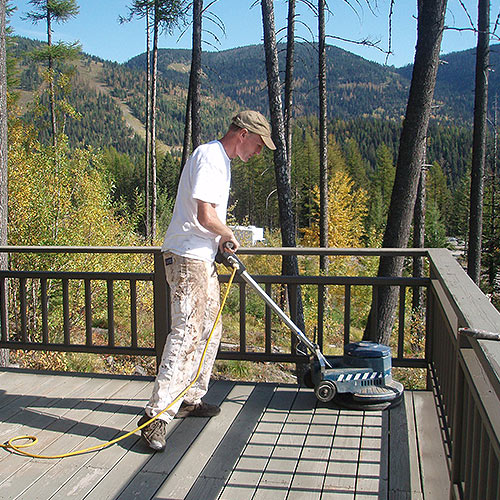 Flathead Valley painting and Cabin/Deck Stain Renovation Services